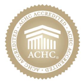 ACHC Stamp